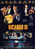 Richard III - Spanish Movie Poster (xs thumbnail)