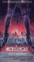 Necropolis - VHS cover (xs thumbnail)
