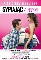 Sleeping with Other People - Polish Movie Poster (xs thumbnail)