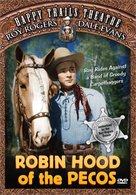 Robin Hood of the Pecos - DVD cover (xs thumbnail)