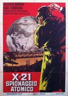 Master Spy - Italian Movie Poster (xs thumbnail)