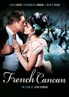 French Cancan - French Movie Cover (xs thumbnail)