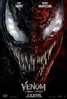 Venom: Let There Be Carnage - Mexican Movie Poster (xs thumbnail)