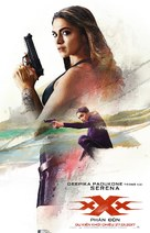 xXx: Return of Xander Cage - Vietnamese Movie Poster (xs thumbnail)