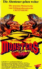 """Monsters"" - German VHS movie cover (xs thumbnail)"