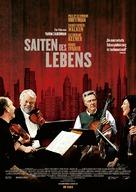 A Late Quartet - German Movie Poster (xs thumbnail)
