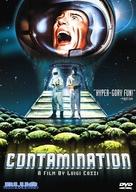 Contamination - DVD cover (xs thumbnail)