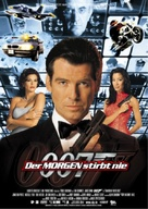 Tomorrow Never Dies - German Movie Poster (xs thumbnail)