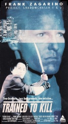 Trained to Kill - VHS cover (xs thumbnail)