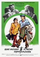 Scarecrow - Spanish Movie Poster (xs thumbnail)