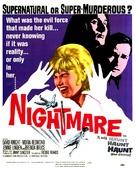 Nightmare - British Movie Poster (xs thumbnail)