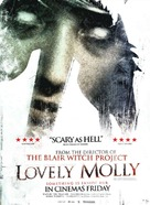 Lovely Molly - British Movie Poster (xs thumbnail)