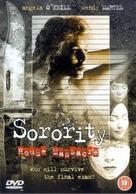 Sorority House Massacre - British Movie Cover (xs thumbnail)