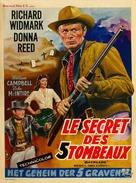 Backlash - Belgian Movie Poster (xs thumbnail)