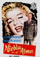 Don't Bother to Knock - Spanish Movie Poster (xs thumbnail)