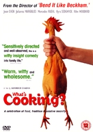 What's Cooking? - British DVD cover (xs thumbnail)