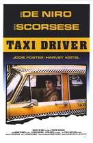 Taxi Driver - Italian Movie Cover (xs thumbnail)