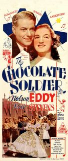 The Chocolate Soldier - Australian Movie Poster (xs thumbnail)