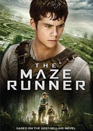 The Maze Runner - DVD movie cover (xs thumbnail)