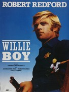 Tell Them Willie Boy Is Here - French Movie Poster (xs thumbnail)