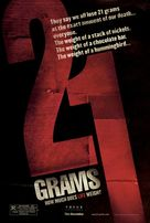 21 Grams - Movie Poster (xs thumbnail)