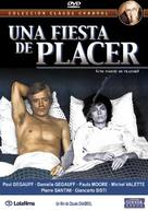 Une partie de plaisir - Spanish DVD cover (xs thumbnail)