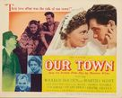 Our Town - Movie Poster (xs thumbnail)