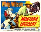 Montana Incident - Movie Poster (xs thumbnail)