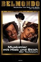 Les mariés de l'an deux - German DVD cover (xs thumbnail)