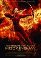The Hunger Games: Mockingjay - Part 2 - German Movie Poster (xs thumbnail)