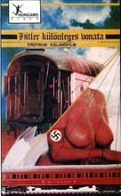 Train spécial pour SS - Hungarian VHS cover (xs thumbnail)