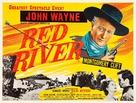 Red River - British Movie Poster (xs thumbnail)