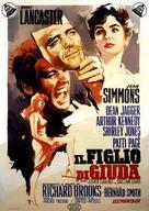 Elmer Gantry - Italian Movie Poster (xs thumbnail)