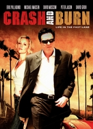 Crash and Burn - DVD cover (xs thumbnail)