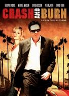 Crash and Burn - DVD cover (xs thumbnail)