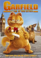 Garfield: A Tail of Two Kitties - DVD cover (xs thumbnail)