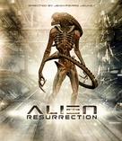 Alien: Resurrection - Movie Cover (xs thumbnail)