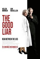 The Good Liar - British Movie Poster (xs thumbnail)