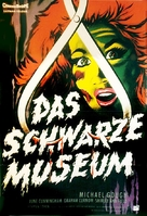 Horrors of the Black Museum - German Movie Poster (xs thumbnail)