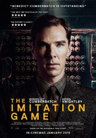 The Imitation Game - Dutch Movie Poster (xs thumbnail)