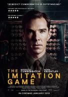 The Imitation Game - Dutch Movie Poster (xs thumbnail)