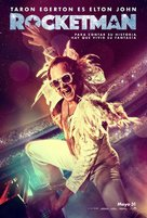 Rocketman - Mexican Movie Poster (xs thumbnail)