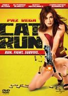Cat Run - Dutch DVD cover (xs thumbnail)