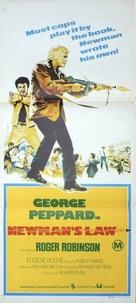 Newman's Law - Australian Movie Poster (xs thumbnail)