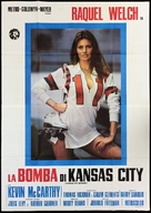 Kansas City Bomber - Italian Movie Poster (xs thumbnail)
