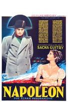 Napoléon - Belgian Movie Poster (xs thumbnail)