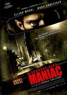 Maniac - German Movie Poster (xs thumbnail)