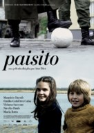 Paisito - Spanish Movie Poster (xs thumbnail)