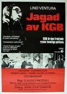 Le silencieux - Swedish Movie Poster (xs thumbnail)