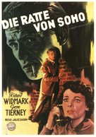 Night and the City - German Movie Poster (xs thumbnail)